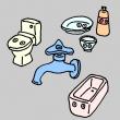 一人暮らしの水道料金節約法