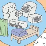 一人暮らしに必要な家具・家電/あったら便利なアイテム