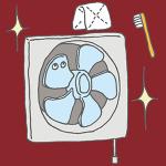 意外と簡単!?換気扇の大掃除のやり方と手順
