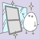 コレでお店のように透き通った窓になる!窓・網戸の大掃除のやり方と手順